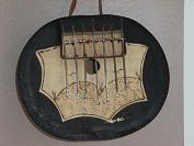 instrument de musique, sanza